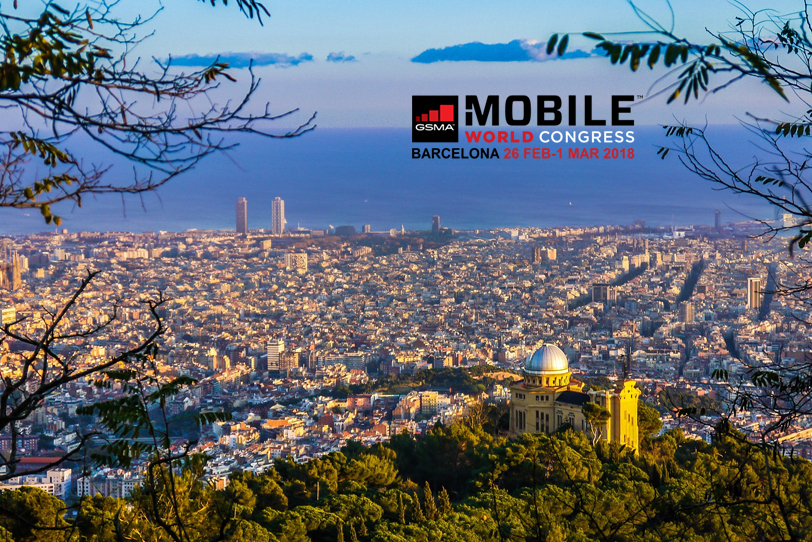 Mobile World Congress de Barcelona 2018
